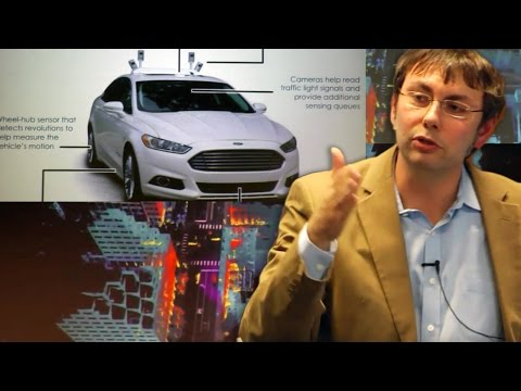 RI Seminar: Ryan Eustice : University of Michigan's Work Toward Autonomous Cars