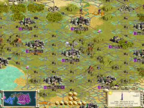 Let's Play Civilization III: Play the World -- Episode CXV