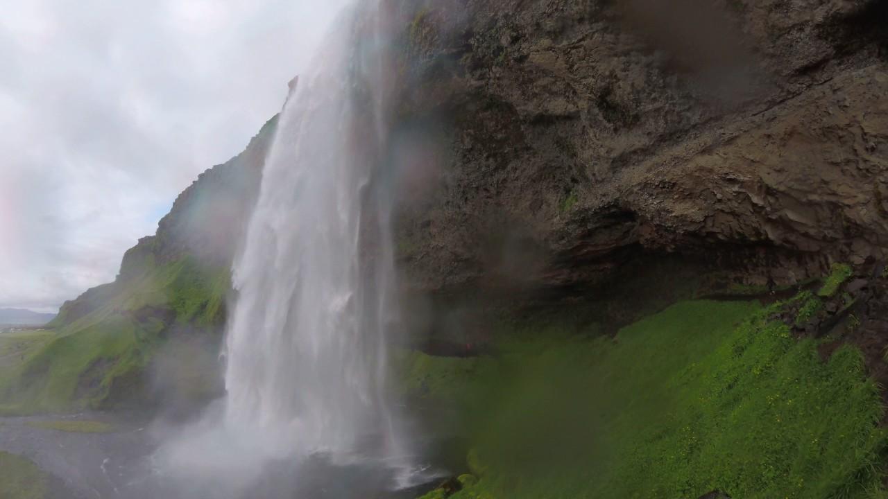 [冰島] 塞里雅蘭瀑布 (GoPro HERO5 Session) - YouTube