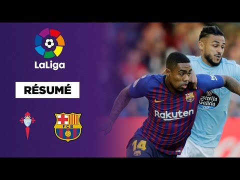 Résumé : Le Celta Vigo s'impose contre un Barça expérimental !