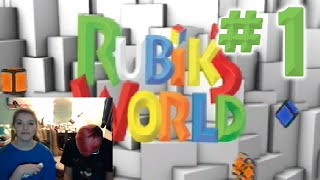 Rubik's World #1: This is a Real Game