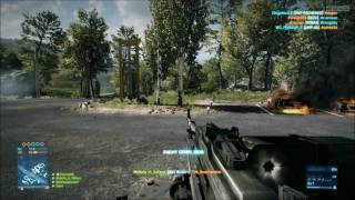 Battlefield 3 Caspian Border Gameplay - PC 1080P HD