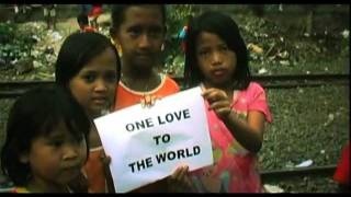 lagu kemanusiaan - one love to the world by irfan