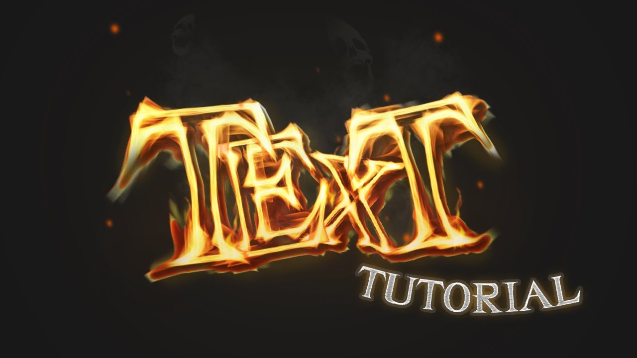 Photoshop text tutorial 3d flame effect 60 likes youtube photoshop text tutorial 3d flame effect 60 likes baditri Image collections