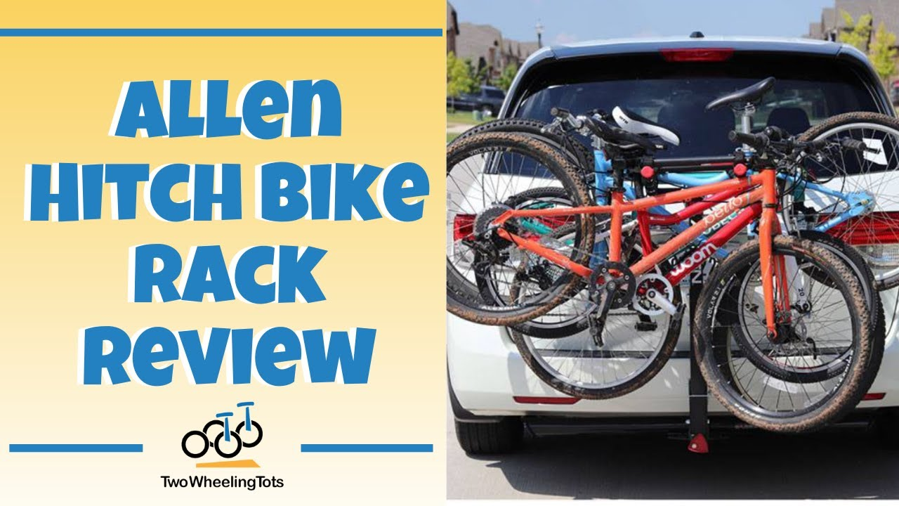allen bike racks review hitch mount the best budget rack