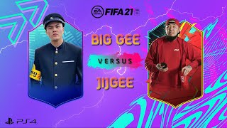 Big Gee's Stream #2 -FIFA21 vs. Jijgee