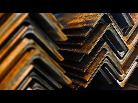 Trump wants big tariffs on steel and aluminium
