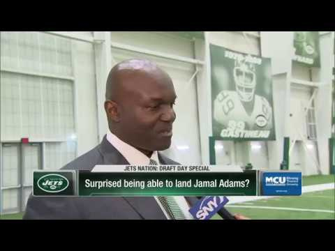 New York Jets coach Todd Bowles talks Jamal Adams