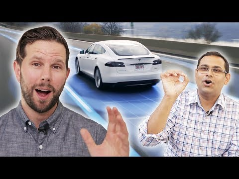 The Science Behind Self Driving Cars - AI, Machine Learning, Nueral Networks, and Computer Vision