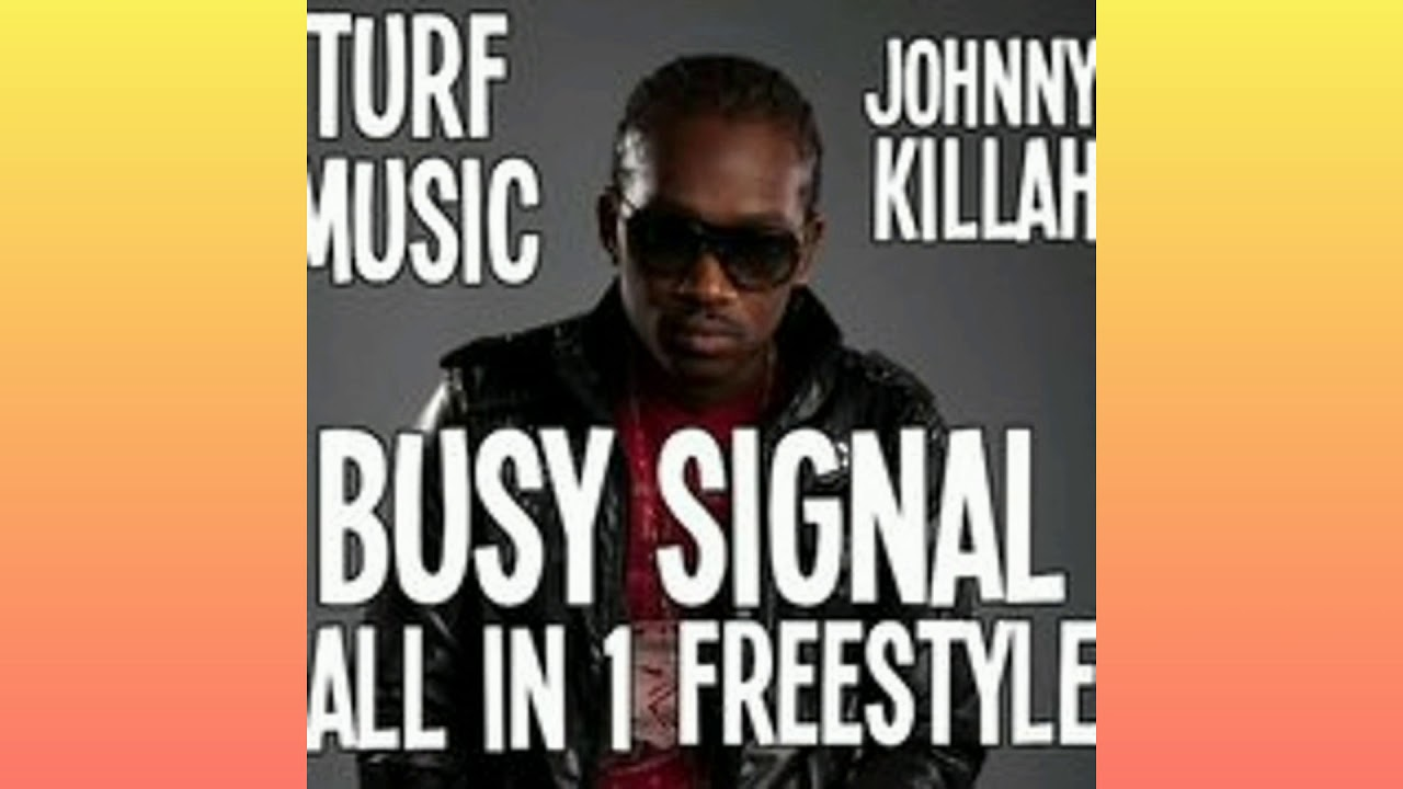 Download Busy Signal - All In 1 Freestyle