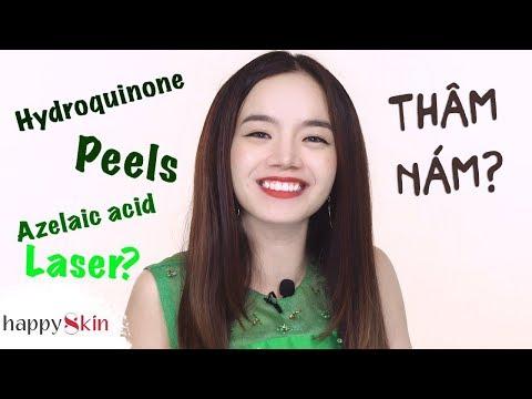 Cẩm Nang Trị Thâm Nám, Tàn Nhang, Đồi Mồi   Melasma Treatment   Skincare Class #18   Happy Skin