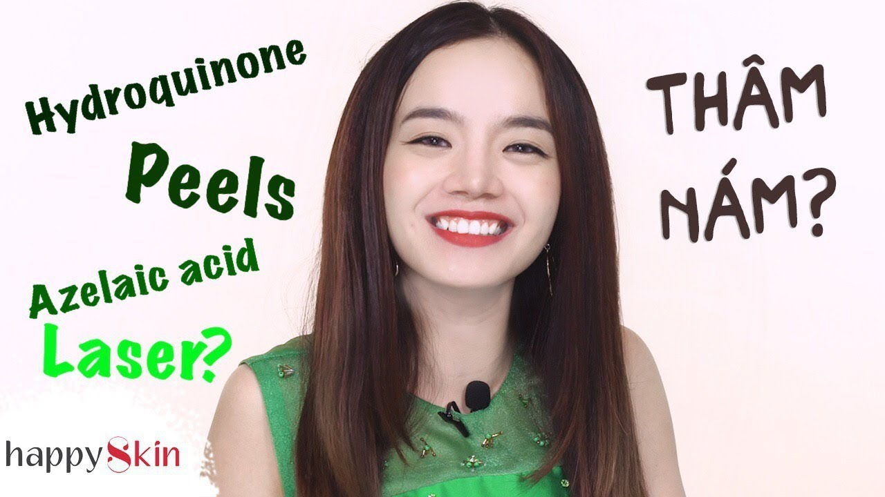 Cẩm Nang Trị Thâm Nám, Tàn Nhang, Đồi Mồi | Melasma Treatment | Skincare Class #18 | Happy Skin