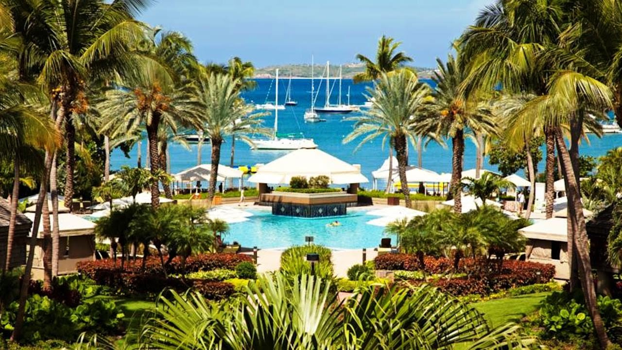 Top10 Recommended Hotels In Saint John Us Virgin Islands Usa