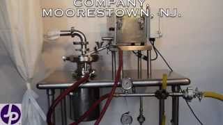 Jet Pulverizer Milling Dry Powders