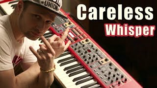 George Michael - Careless Whisper Piano Cover