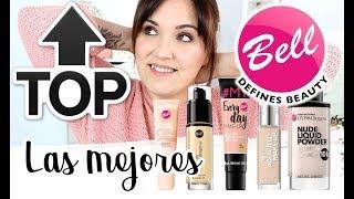 Las mejores bases de maquillaje BELL (ad)