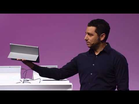 Microsoft Surface 2 - Launch Full Event - Monday, Sept. 23 (Part 1)