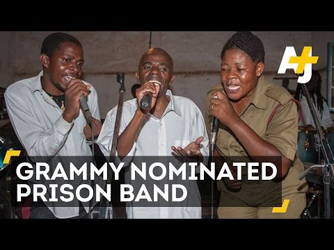 This Prison Band Is Nominated For A Grammy