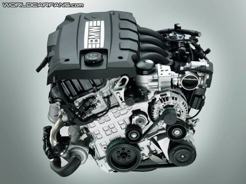 Bmw I8 With Engine Design Youtube