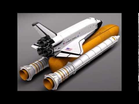 Shuttle 3D Models | Space 3D models | max, 3ds, obj, c4d, lwo