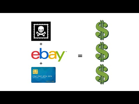 How to Earn Credit Card Rewards Through eBay and Pirate Ship
