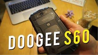 DOOGEE S60 : El móvil indestructible