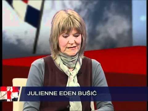 HRT Slika Hrvatske - Julienne Eden Bušić, drago kamenje i Boris Ljubičić
