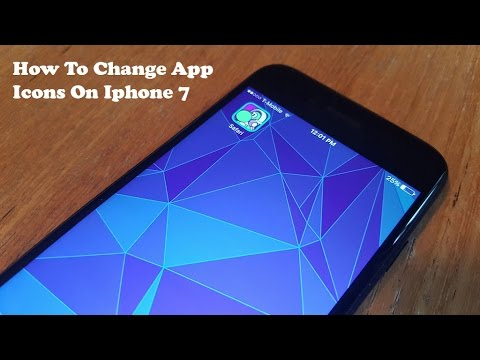 How To Change App Icons On Iphone 7 Plus No Jailbreak