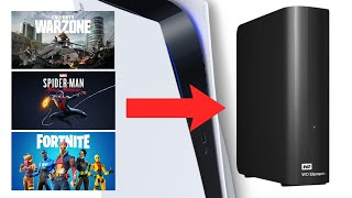 FIRST BIG PS5 Update - Storage Expansion, 120hz & HDR
