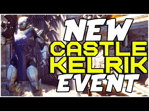 How to Complete the NEW CASTLE KELRIK Cataclysm Event! - Anthem Tips