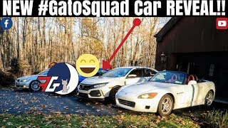 NEW CAR REVEAL!   Introducing the BOXER RUMBLE to the #GatoSquad Fleet