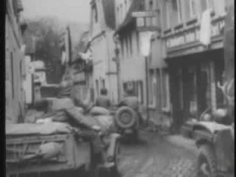 Army 83rd Infantry Division - WWII In Europe