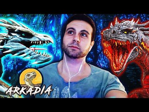 ARKADIA - CAZANDO DRAGONES!