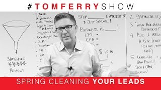 Choosing The Right Lead Generation Systems | #TomFerryShow Episode 59