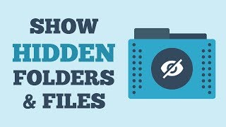 How To Show Hidden Folders And Files In Windows 8 Easily
