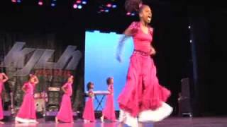 kjlh gospel fest divine praise dancers