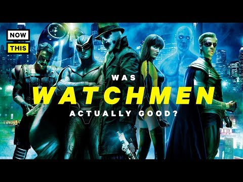 Was Watchmen Actually Good? | NowThis Nerd