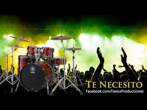 Pista Karaoke Demo: Te necesito (Buddy Richard) - Favius Producciones