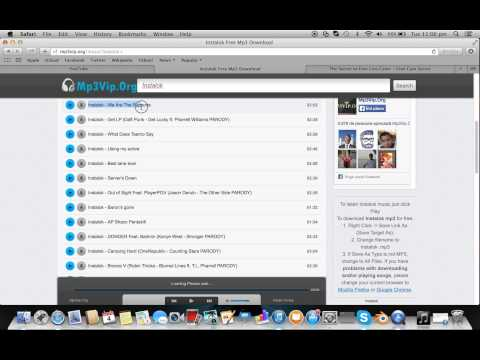 Instalok playlist download