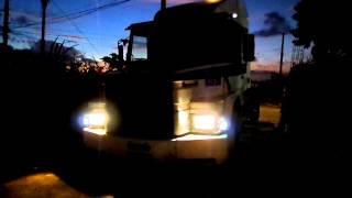 Granada Guinchos Liberando Scania 113