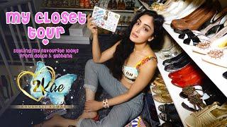 My Closet Tour   My favourite looks from Dolce & Gabbana   Khushali Kumar