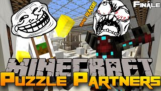 EPIC FINAL RAGE! - Minecraft Puzzle: Puzzle Partners FINÁLE!