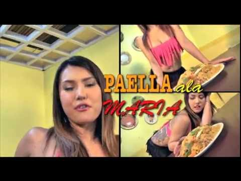Happinas Happy Hour: Cooking ni Maria - Paella ala Maria