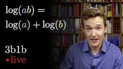 Logarithm Fundamentals | Lockdown math ep. 6