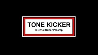 Tone Kicker (Internal Guitar Pre-amp) - Demo Video