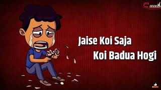 Kaise Kahu Bina Tere Sad Song   Whatsapp Status Vi