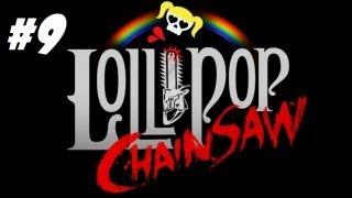 Lollipop Chainsaw: Zed