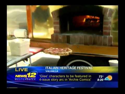 Pizza Luca On News12