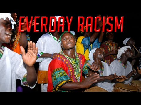 Everyday Racism: Speaking Dominican & How Africa and Hip Hop relate