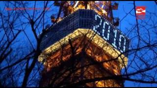 Torre de Tokyo, La torre gemela de París.